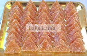pate de coings thermomix les secrets de cuisine par lalla latifa la pâte de fruits aux