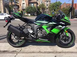 2016 Kawasaki Ninja ZX 6R ABS KRT Edition In Marina Del Rey California