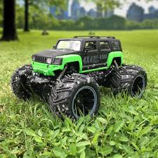100 Mud Truck Video 116 Off Road Monster SUV RC CAR Climber Model 24G Bigfoot