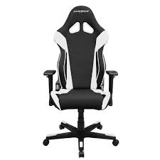 DXRacer RW106 Racing Series Gaming Chair, White (OHRW106NW-CA) Dxracer Rw106 Racing Series Gaming Chair White Ohrw106nwca Ofm Essentials Style Faux Leather Highback New Padding Ueblack Item 725999 Ascari Ai01 Black Office Official Website Pc Game Big And Tall Synthetic Gaming Chair Computer Best Budget Chairs Rlgear Shield Chairs Top Quality For U Dxracereu Details About Video High Back Ergonomic Recliner Desk Seat Footrest Openwheeler Simulator Driving Simulator Costway Wlumbar Support