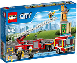 Lego 60112 Fire Engine By LEGO: Amazon.co.uk: Toys & Games