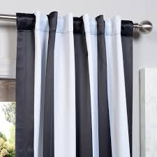 Vertical Striped Window Curtains by Amazon Com Half Price Drapes Boch Kc43 84 Blackout Curtain