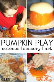 Pumpkin Patch Daycare Nj by Pumpkin Sensory Play And Science Activity For Kids