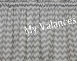 Grey And White Chevron Curtains by Chevron Curtains Etsy