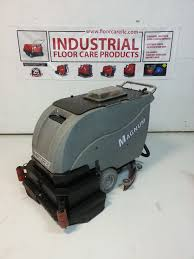 Clarke Floor Scrubber Batteries by Used Equipment Industrial Floor Care Products Llc
