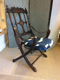 Rare 19th Century Eastlake Campaign Style Folding Chair 19th Century Hand Wrought Iron Renaissance Savonarola Carpet Sling Side Chair 108fw3 In By Office Star York Ne Deluxe Wood Bankers Antique Colonial Teak Plantation Late Free Delivery To Mainland England Wales Civil War Seat Folding Camp As Museum On Holdtg Century Twosided Mahogany Folding Cake Stand Ref No American Craftsman Mission Style Oak Rocking Red Trilobite Asian Art And Collection Things I Sell A Ash Morris Armchair Maxrollitt Civil War Camp Chair Horse Soldier Invention Of First U S Safari Brown Leather