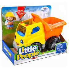 100 Little People Dump Truck Fisher Price Samko And Miko Toy Warehouse