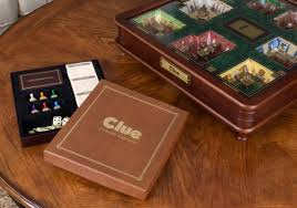 Christmas Tree Shop Jobs Foxboro Ma by Edition Clue Board Game