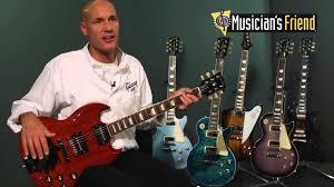 100 Derek Trucks Sg Gibson Signature SG Electric Guitar Vintage Red Satin