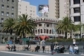 Christmas Tree Lane Palo Alto by Union Square San Francisco Wikipedia