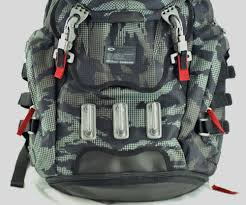 oakley kitchen sink backpack digital camo computer bag new carry