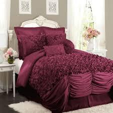 Lush Decor Belle 4 Piece Comforter Set by Lush Decor Belle 4 Piece Comforter Set King Ivory Home Design Ideas