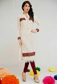 Pakistani New Eid Dresses Designs For Girls 2015