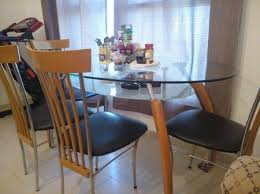 Dining Table 6seater Coffee