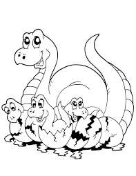Dinosaur Printables Coloring Pages Corresponsables Co