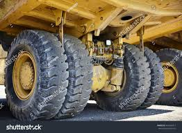 Heavy Equipment Industrial Mining Truck Suspension Stock Photo (Edit ...