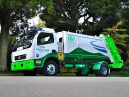 New Zealand Made Electric Rubbish Truck Saving Ratepayer Dollars And ...
