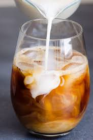 Healthy Iced Coffee Recipe With Almond Milk Sugar Free Low Calorie And Much