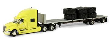 International Prostar With 48 Foot Flatbed W/Tire Load | IRBIC Toys Mars Attacks The Miniature Games Flatbed Truck Boutique Philibert En Bruder Toys Mack Granite W Low Loader Jcb New John Deere Big Farm 116 Peterbilt 367 Green With Red Racecar Organitccom Tonka Toy Video For Children N Scale 1954 Ford Parts Trainlifecom Sandi Pointe Virtual Library Of Collections Peterbuilt Semi W Farmall 1206 Diesel Down On Lego 8109 Flatbed Truck In Eccleston Lancashire Gumtree A Shackleton Tinplate Clockwork Model Foden Fg 143 Newray Truck Trailer Collection Black Red Long Haul
