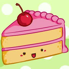 Cute food with faces are adorable no matter how you slice it You can use these step by step instructions on how to draw a cute slice of cake to