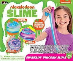 Nickleodeon Ultimate Unicorn Slime Fashion Craft Kits