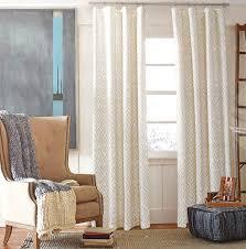tommy hilfiger diamond lake ivory beige 2pc window curtain panels