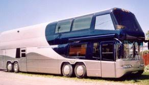 Premium Motor Coach Conversion Luxury And Incredible 2 Floor Private Motorhome