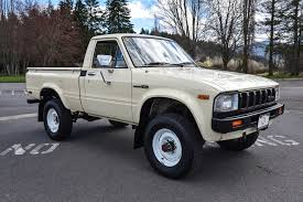 1983 Toyota Pickup For Sale Unique 1983 Toyota 4×4 Pickup For Sale ... 1986 Toyota Pickup 4x4 Xtracab Deluxe For Sale Near Roseville 1983 Regular Cab Sr5 2018 Tacoma Trd Off Road Double 6 Bed V6 Automatic Trucks Sale Craigslist Natural Toyota New Tundra For Stanleytown Va 5tfdy5f10jx729891 84 Whats This Worth Pickup Interior Archives Restaurantlirkecom 5 1990 Prunner Sell Or Trade Ttora Forum Used 2014 Truck 46349a