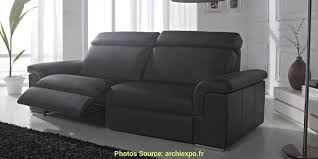 archiexpo canapé canapé d angle poltronesofa maison image idée
