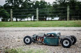 Rat Rod Custom Build Giveaway
