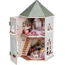 Idea Chic Kidkraft Majestic Mansion Dollhouse 65252 For Modern Kids