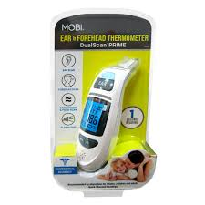4moms Bathtub Celsius To Fahrenheit by Mobi Dual Scan Prime Ear Forehead Thermometer Canada U0027s Baby