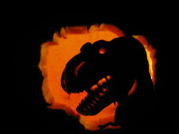 T Rex Dinosaur Pumpkin Stencil by T Rex Pumpkin Carving By Karoyence On Deviantart