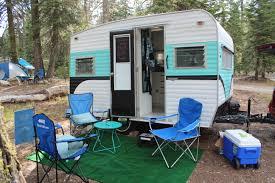 Vintage Trailer Camping 101