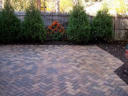 12x12 Paver Patio Designs by Laying Pavers Without Sand Decorative Brick Concrete Paving Patio