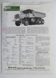 Mack Dump Truck Brochure - 6 Pages (c. 1950s) LRX, LVX, LRSW, LRVSW ... Volvo Unveils New Mack Truck With Powertrain Made In Hagerstown R Model Truck Restoration Mickey Delia Nj Hlighting The Features Of Lr Model Lego Technic 2in1 Hicsumption Selfdriving Trucks Are Going To Hit Us Like A Humandriven Flag City Death American Trucker Rolling Stone 1944 Ilustracin De Peter Helck Pinterest Page 124 Then Now A Journey Digital Marketing Success Jobs Macungie The Votes Are And Winners Facebook