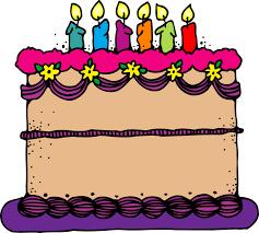 Big birthday cake clip art big image 8