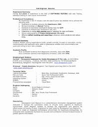 Year Experienced Software Developer Sample Resume Format For Engineer Luxury Puter Experience 11 Science