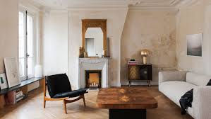 100 Parisian Interior Bourgeois Opulence Meets Crisp Modernism In A Renovated