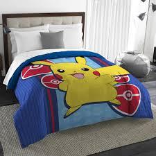 Minecraft Bedding Walmart by Pokemon Kids U0027 Bedding Walmart Com