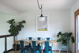 Off Center Lighting Solutions Lovely Solution For Chandelier In Dining Room Schoolhouse Home Design 21