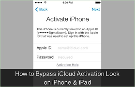 iCloud Locked How to bypass iCloud Activation on iPhone drne