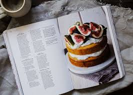 Honey Fig Cake With Yoghurt And Thyme Layered Cookbook Giveaway