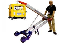 Powered Hand Truck Lift | Pave Tech - Hardscape Essential Tools ...