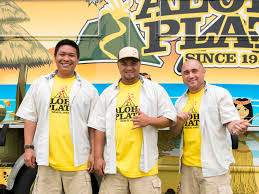 100 The Great Food Truck Race Season 4 Aloha Plate Food Truck
