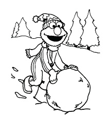 Animal Jam Snow Leopard Coloring Pages Playing Winter For Kids White Princess