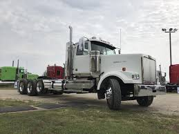 WESTERN STAR 4900EX TRI AXLE DAYCAB - Truck Market
