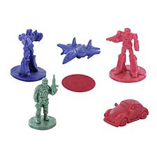 Risk Board Game Pieces