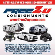 100 Craigslist Yuma Arizona Cars And Trucks Free 2 U Consignments LLC Home Facebook