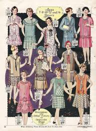 1920s Children Girls Dresses 1927